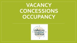 Vacancy concessions occupancy What is vacancy loss? Vacancy