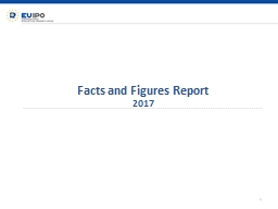 Facts and Figures Report 2017 1 Key Figures EUTM 2017 vs 2016
