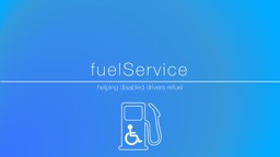fuelService helping disabled drivers refuel