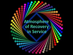 Atmosphere  of Recovery