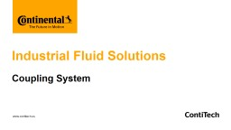 Industrial Fluid Solutions PowerPoint PPT Presentation