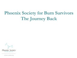 Phoenix Society for Burn Survivors