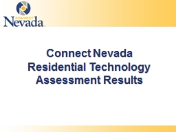 Connect Nevada Residential