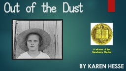 Out of the Dust By
