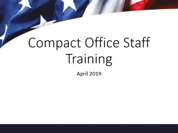 Compact Office Staff