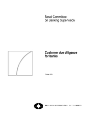 Basel Committee on Banking Supervision Customer due di PowerPoint PPT Presentation