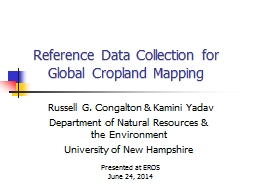 Reference Data Collection for