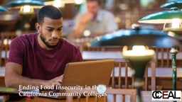 Ending Food  Insecurity in the California