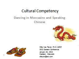 Cultural Competency PowerPoint PPT Presentation