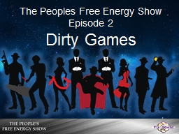 The Peoples Free Energy Show