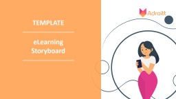 TEMPLATE  e-Learning Audience Analysis