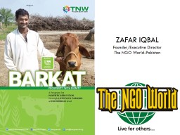 ZAFAR IQBAL Founder/Executive Director