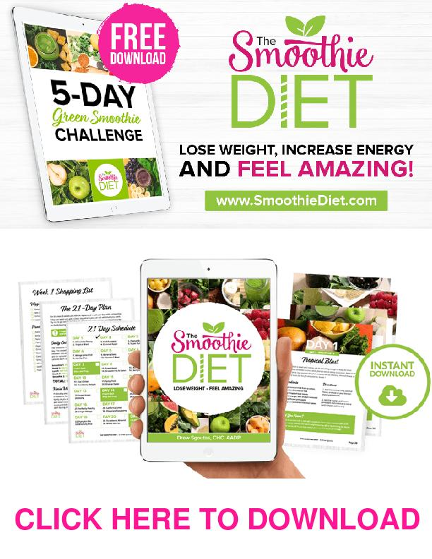 The Smoothie Diet 21 Day Program PDF, eBook by Drew Sgoutas