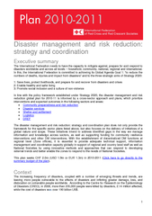 Disaster management and risk reduction strategy and co