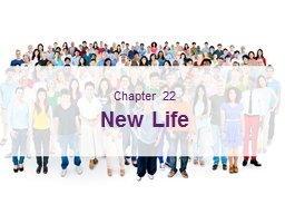 Chapter 22  New Life Menstrual cycle