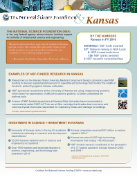 BY THE NUMBERS Kansas in FY 2016