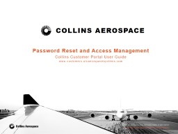 Collins Aerospace Proprietary. This document contains no export controlled technical data.