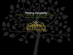 Sterling Hospitality Sustainable Sleep Systems
