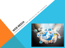 Web Media Understanding and analysis of key concepts