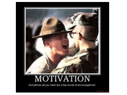 MOTIVATION Energizer Think about which you would prefer: to be