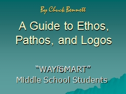 A Guide to Ethos, Pathos, and Logos