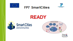 FP7  SmartCities READY Participating