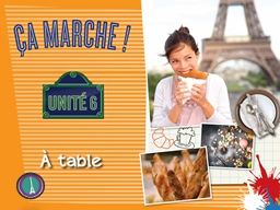 What we will learn About French dishes and eating habits
