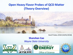 Open Heavy Flavor Probes of QCD Matter