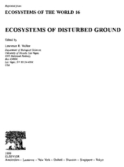 Reprinted from ECOSYSTEMS OF THE WORLD  ECOSYSTEMS OF
