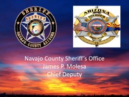 Navajo County Sheriff's Office