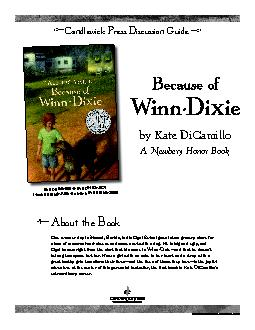 Candlewick Press Discussion Guide ILLUSTRATION COPYRIGHT   BY CHRIS SHEBAN   by Kate DiCamillo A Newbery Honor Book HC   PB  Ebook   Movie Tiein PB  One summer day in Naomi Florida India Opal Buloni g
