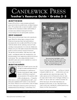Because of WinnDixie Teachers Resource Guide Page  ABOUT THE BOOK Because of WinnDixie is a funny poignant and utterly genuine novel that has quickly become a childrens literature classic