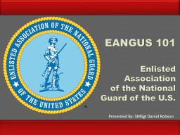 Enlisted  Association  of the National