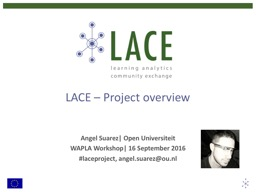 LACE – Project overview