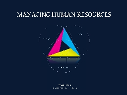 Chapter  Two Formulating and Implementing Human Resource Management Strategies