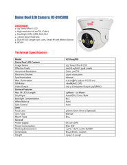 OVERVIEW  Sony Effio E CCD High resolution of TVL Colo