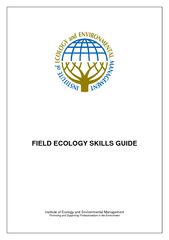 FIELD ECOLOGY SKILLS GUIDE Institute of Ecology and En