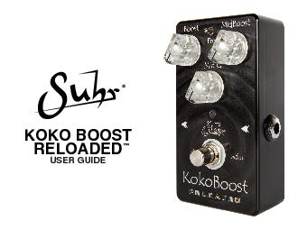 Koko Boost Reloaded is the result of countless hours of listening, tes