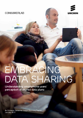 CONSUMERLAB EMBRACING DATA SHARING Understanding smart
