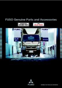 FUSO Genuine Parts and AccessoriesEngineered by FUSO with passion and