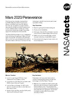 by NASA's Mars Exploration Program have shown us that Mars was on