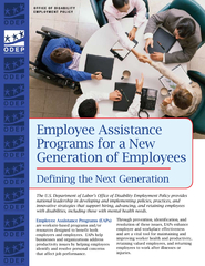 Employee Assistance Programs for a N ew Generation of