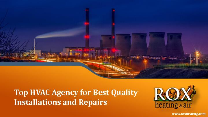 Top HVAC Agency for Best Quality Installations and Repairs
