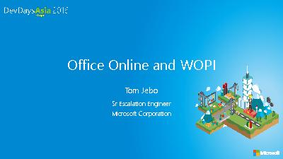 Office Online and WOPI