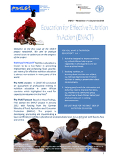 ENACT Newsletter n  September Welcome to the first iss