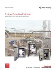 Selection Guide Enclosed Pump Panel Solutions NEMA Pum