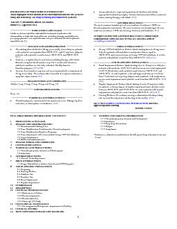 HIGHLIGHTS OF PRESCRIBING INFORMATION These highlights do not include