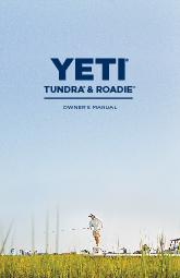 Congratulations! You now own a YETI®, the world's best cooler. D
