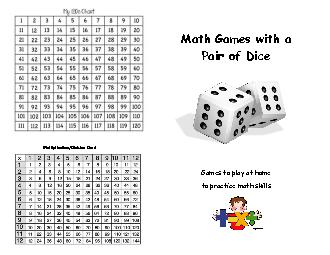 Math Games with a