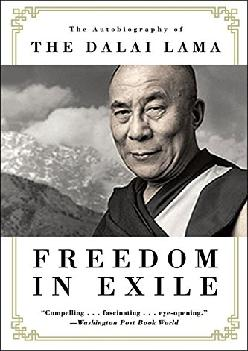 Best  Freedom in Exile The Autobiography of The Dalai
